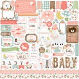 Baby Girl: Element Sticker Sheet