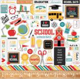 Back to School: Element Sticker Sheet