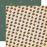 Baseball: Let's Play Catch 12x12 Patterned Paper