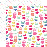 Best Summer Ever: Fun in the Sun 12x12 Patterned Paper