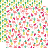 Best Summer Ever: Sunny Days 12x12 Patterned Paper