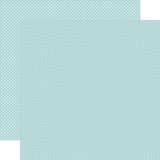 Carta Bella Dots & Stripes: Mint Dots 12x12 Patterned Paper