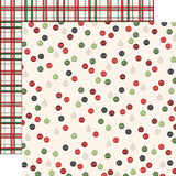 Christmas Market: Ornaments 12x12 Patterned Paper