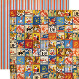Circus: Join the Circus 12x12 Patterned Paper