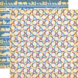 Circus: Circus Magic 12x12 Patterned Paper