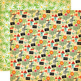 Country Kitchen: My Garden 12x12 Patterned Paper