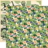 Dinosaurs: Jungle Palms 12x12 Patterned Paper