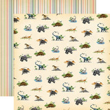 Dinosaurs: Wild & Free 12x12 Patterned Paper
