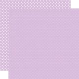 Dots & Stripes: Light Purple 12x12 Patterned Paper
