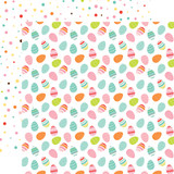 Easter Wishes: Egg Hunt 12x12 Patterned Paper