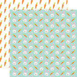 Easter Wishes: Some Bunny Special 12x12 Patterned Paper