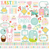 Easter Wishes: Element Sticker Sheet