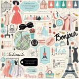 En Vogue: Element Sticker Sheet