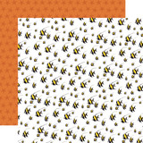 Fish Are Friends: Angel Fish Family 12x12 Patterned Paper