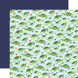 Fish Are Friends: Sea Friends 12x12 Patterned Paper