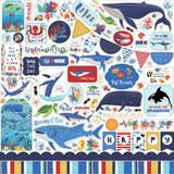 Fish Are Friends: Element Sticker Sheet