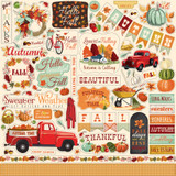 Fall Break: Element Sticker Sheet
