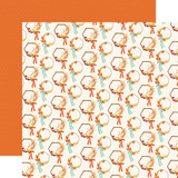 Fall Market: Wreaths 12x12 Patterned Paper