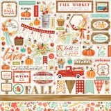 Fall Market: Element Sticker Sheet