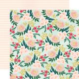 Flower Market: Garden Floral 12x12 Patterned Paper