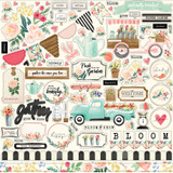 Flower Market: Element Sticker Sheet