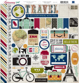 Getaway: Element Sticker Sheet
