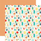 Happy Birthday Boy: Age is Just a Number 12x12 Patterned Paper