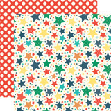 Happy Birthday Boy: Star of the Show 12x12 Patterned Paper