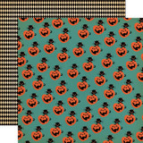 Happy Halloween: Toil and Trouble 12x12 Patterned Paper