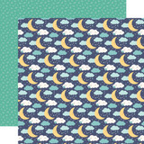 Hello Baby Boy: Starry Night 12x12 Patterned Paper
