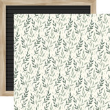 Home Again: Leaves 12x12 Patterned Paper