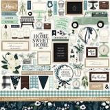 Home Again: Element Sticker Sheet