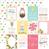 I Love Easter: 3X4 Journaling Cards 12x12 Patterned Paper