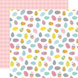 I Love Easter: Eggscellent 12x12 Patterned Paper