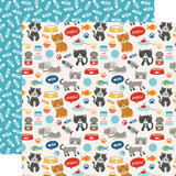 I Love My Cat: Meow 12x12 Patterned Paper