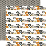 I Love My Cat: Purrfect Day 12x12 Patterned Paper