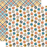 I Love My Dog: Dog Tags 12x12 Patterned Paper
