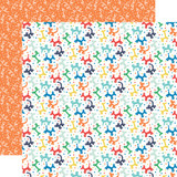 It's Your Birthday Boy: Balloon Animals 12x12 Patterned Paper