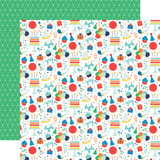 It's Your Birthday Boy: Birthday Boy Fun 12x12 Patterned Paper