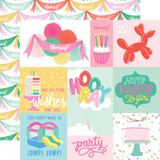 Let's Party: Journaling Cards 12x12 Patterned Paper