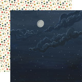 Lost In Neverland: Straight On Till Morning 12x12 Patterned Paper