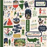 Lost In Neverland: Element Sticker Sheet
