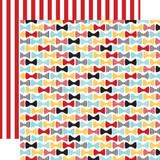 Magical Adventure: Bow Ties 12x12 Patterned Paper