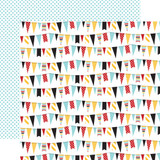 Magical Adventure: Festive Banners 12x12 Patterned Paper