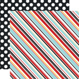 Magical Adventure: Silly Stripes 12x12 Patterned Paper