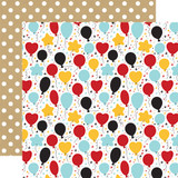Magical Adventure 2: Happiness Starts Here 12x12 Patterned Paper