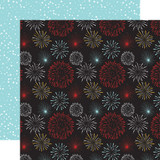 Magical Adventure 2: Fun Fireworks 12x12 Patterned Paper