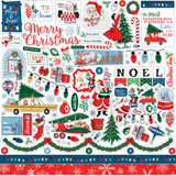 Merry Christmas: Element Sticker Sheet