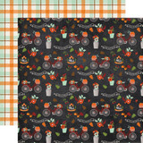 My Favorite Fall: Fall is in the Air 12x12 Patterned Paper