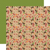 My Favorite Fall: Autumn Acorns 12x12 Patterned Paper